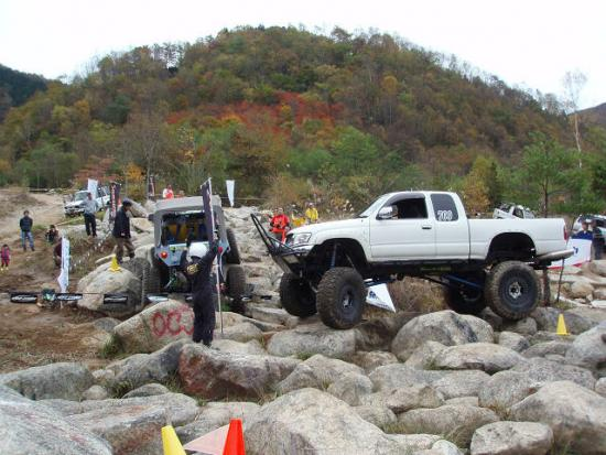 2010 OCJC Challenge Rock Crawling