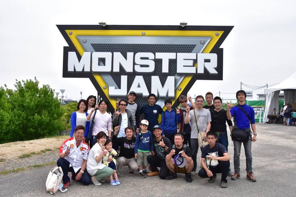 MONSTER JAM in JAPAN