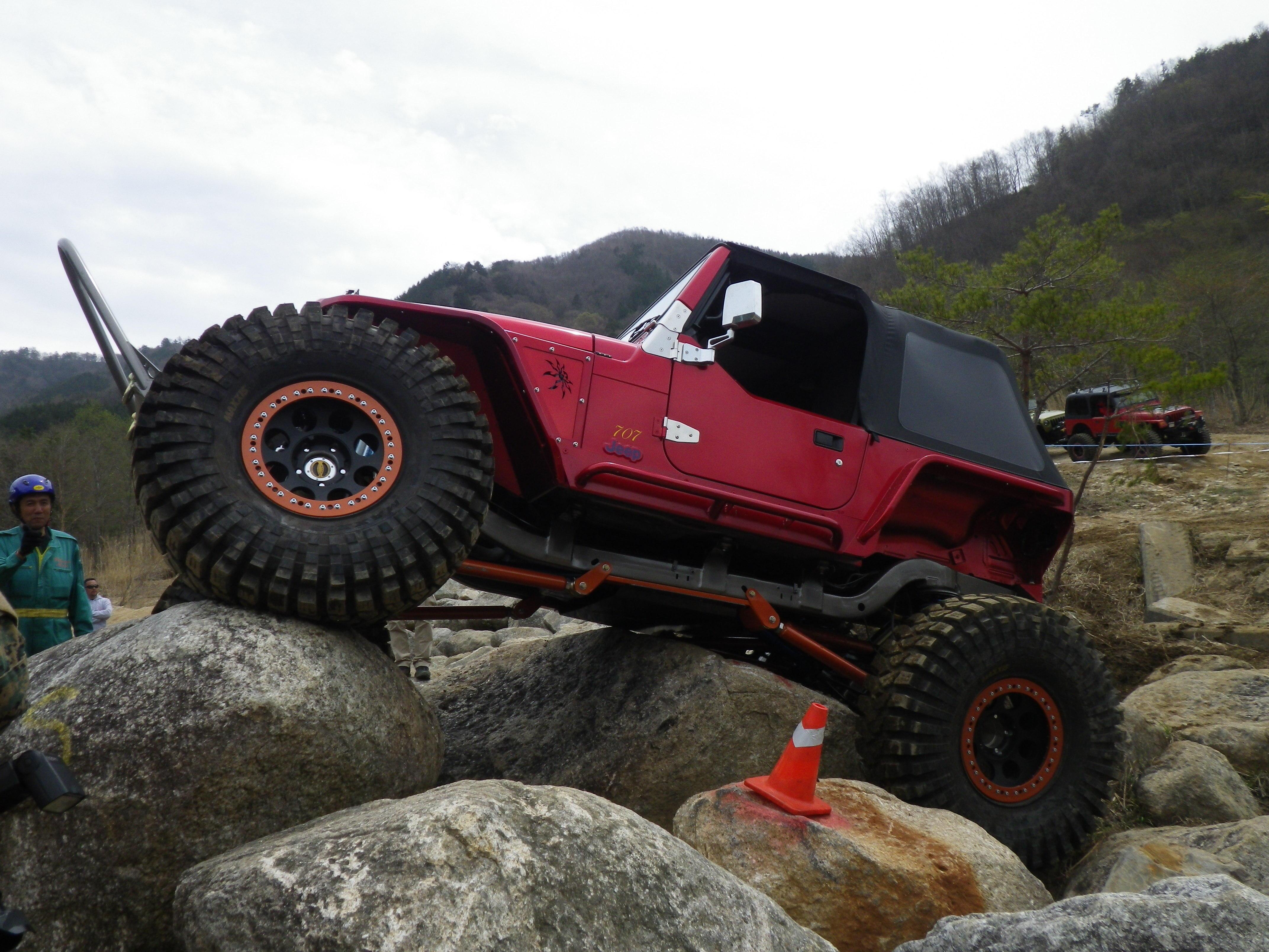 OCJC Rock Crawling