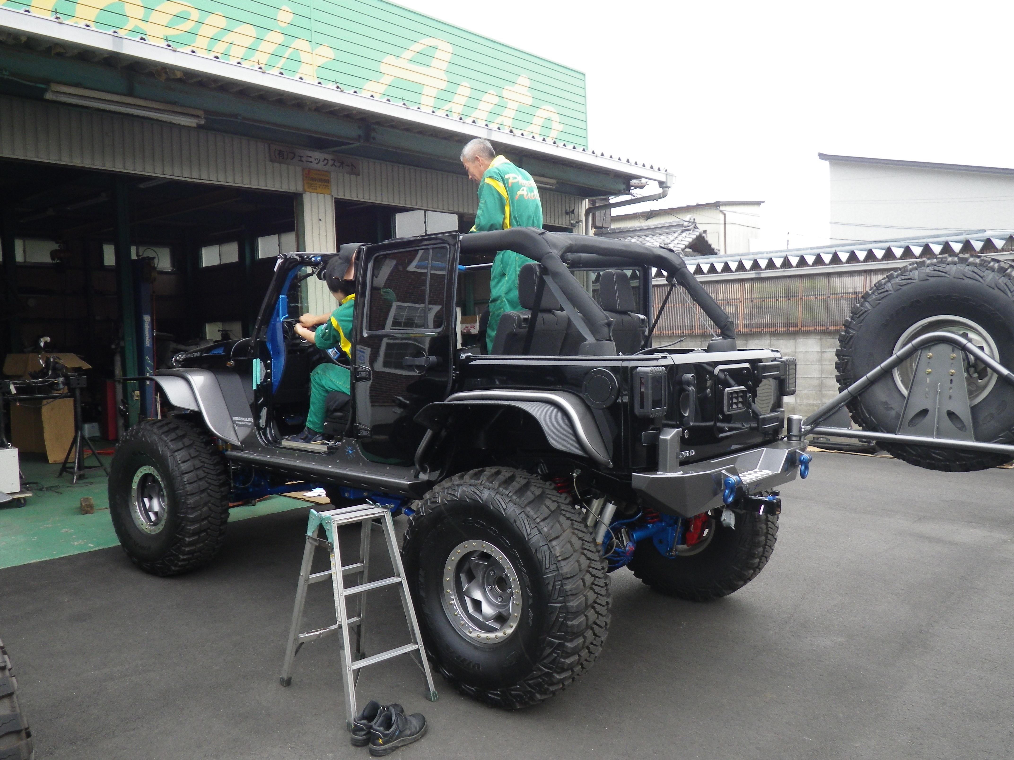 続Jeep