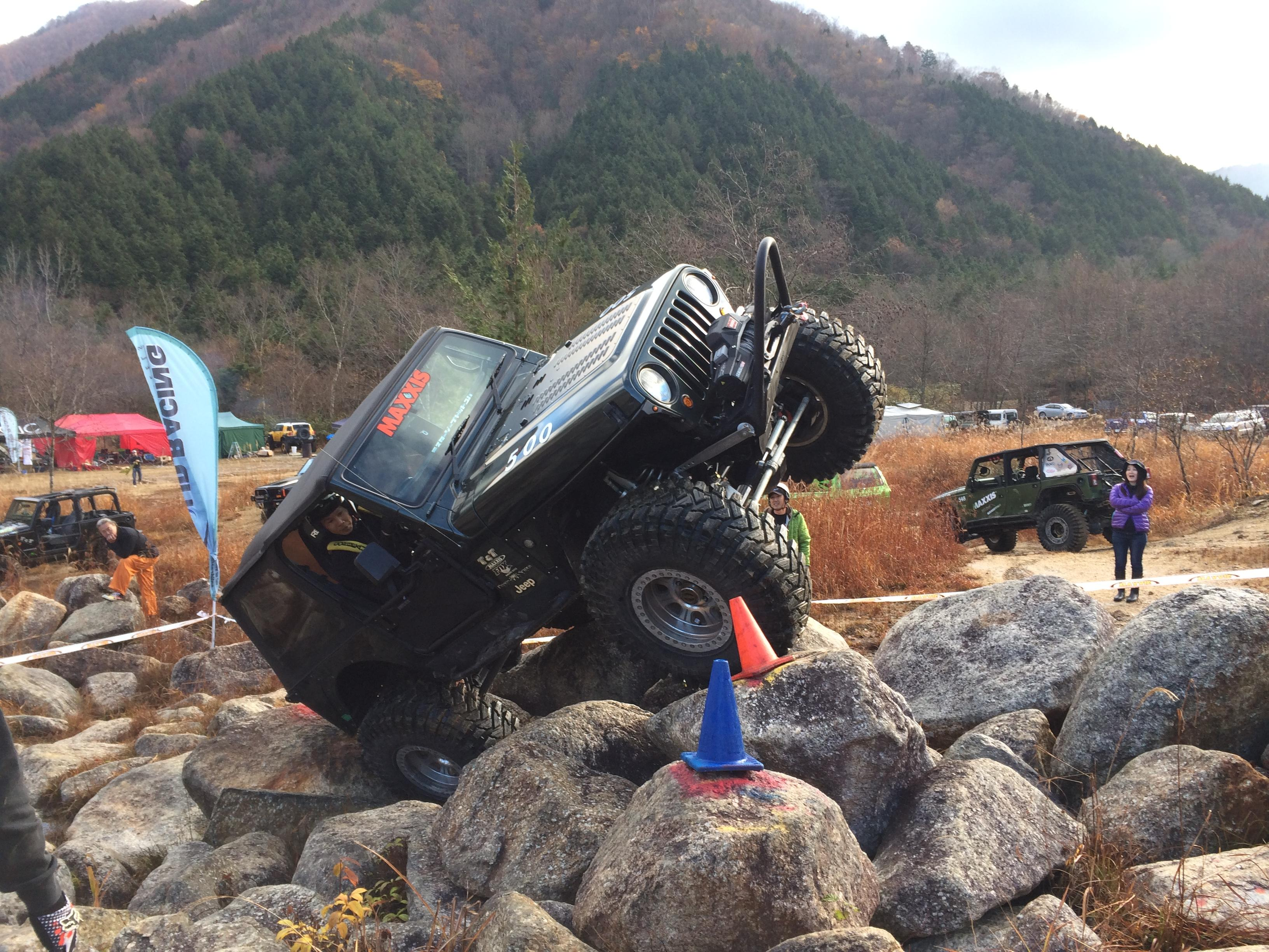 OCJC Rock Crawling Final