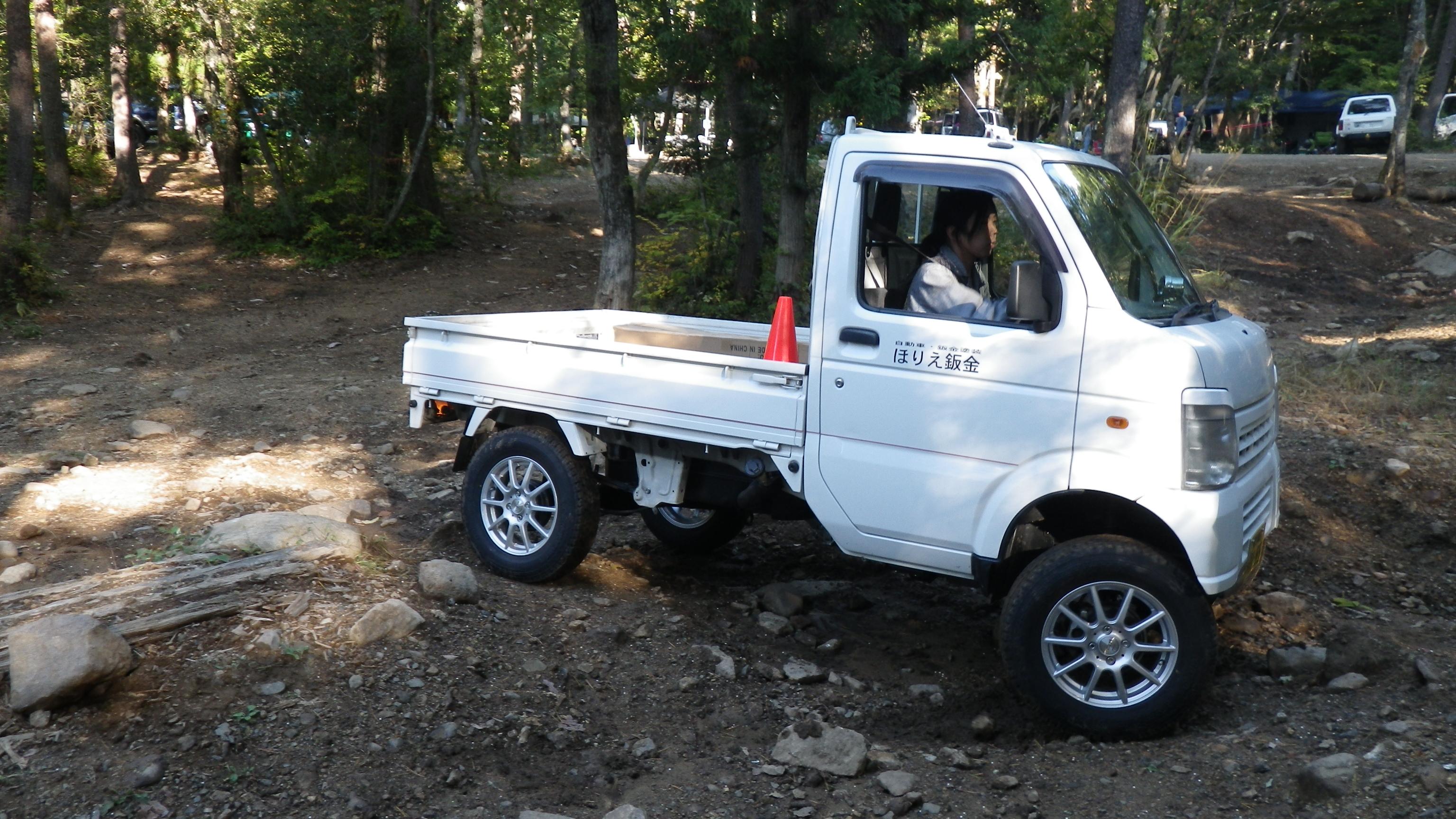 軽 トラ オフ ロード タイヤ
